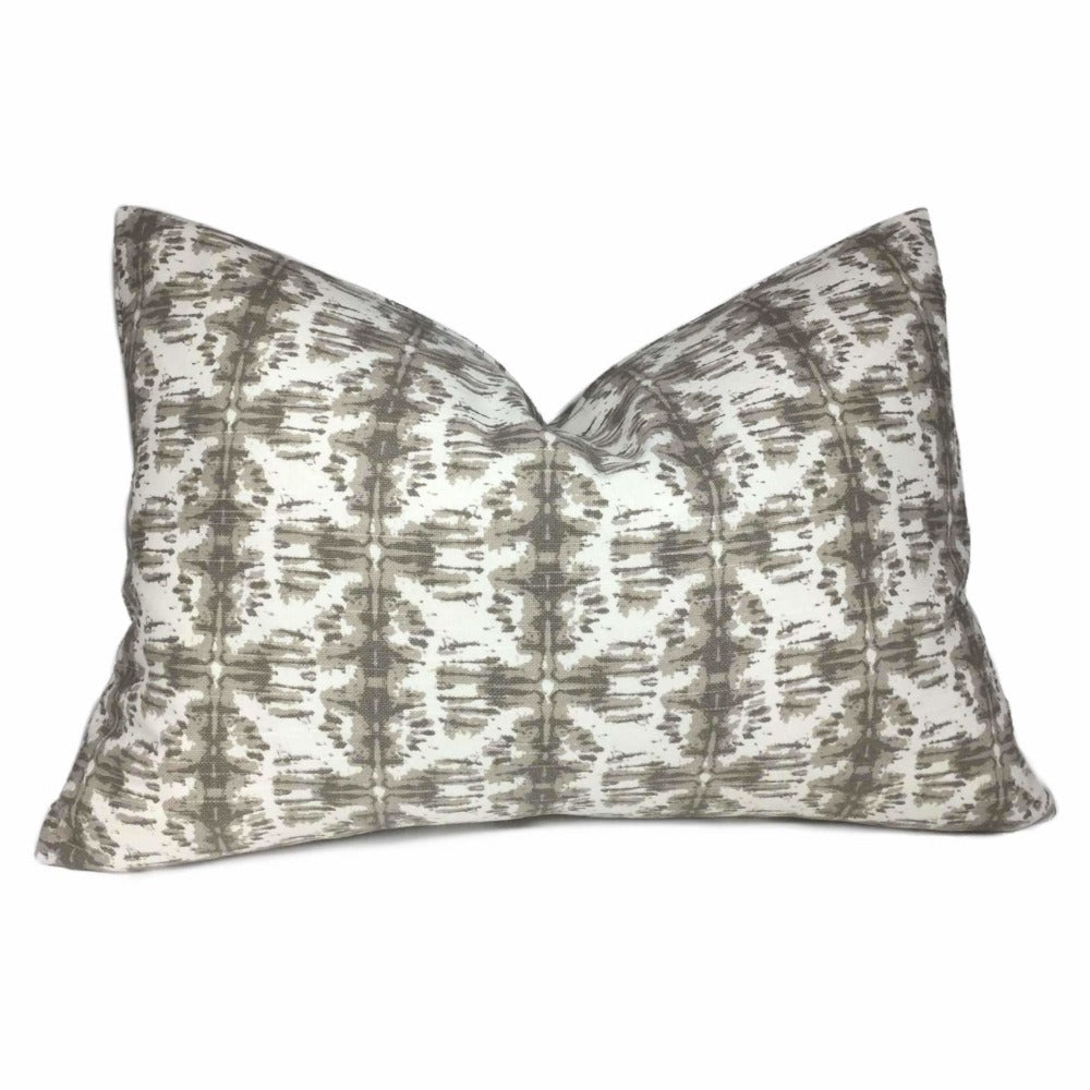 Lacefield Designs Nobu Tribal Ikat Pillow Cover