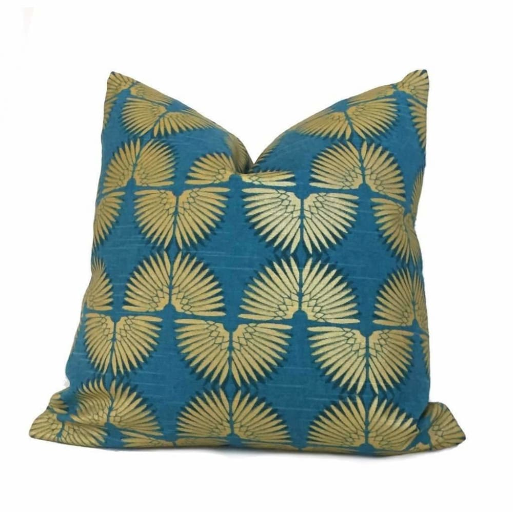 17x17 Pineapple Print Pillow Cover Case No Stuffing Inside