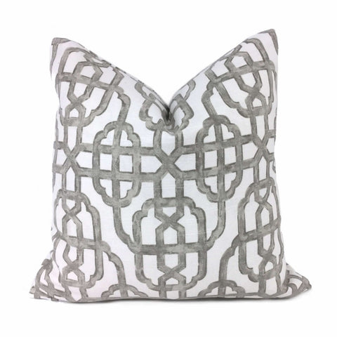 Lacefield Designs Imperial Trellis Pillow Cover