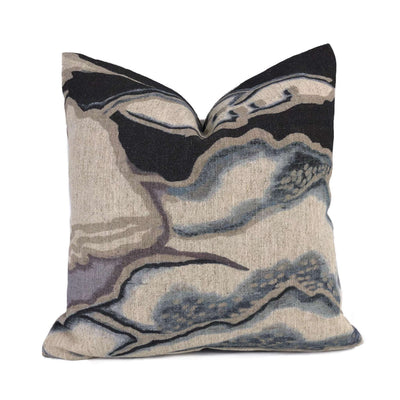 Robert Allen Chattingham Mussel Shell Abstract Pictorial Pillow Cover Cushion Pillow Case Euro Sham 16x16 18x18 20x20 22x22 24x24 26x26 28x28 Lumbar Pillow 12x18 12x20 12x24 14x20 16x26 by Aloriam