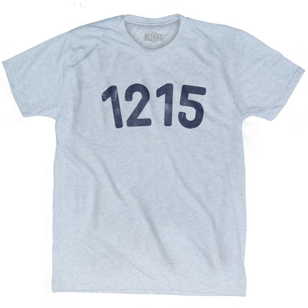 1215 Year Celebration Adult Tri-Blend T-shirt by Ultras