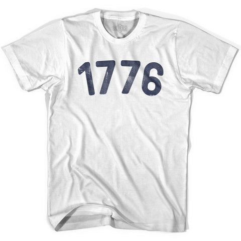 1776 Year Celebration Womens Cotton T-shirt