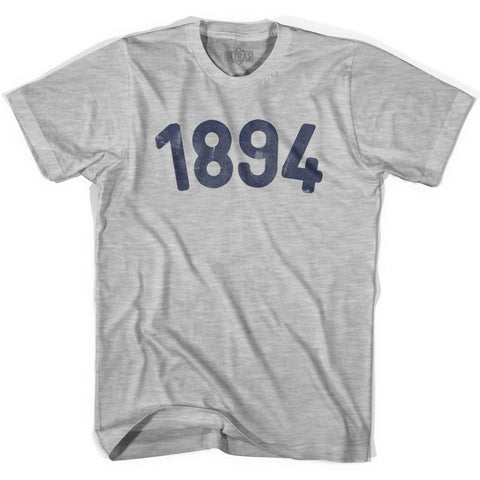 1894 Year Celebration Womens Cotton T-shirt