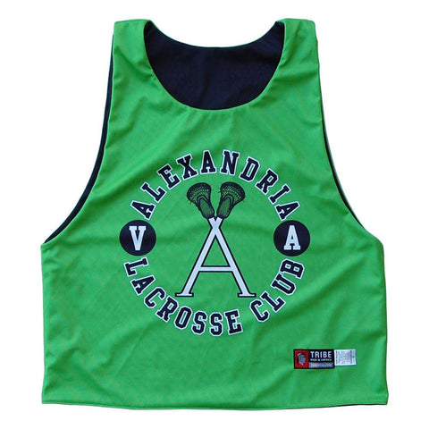 Alexandria Sublimated Lacrosse Pinnie