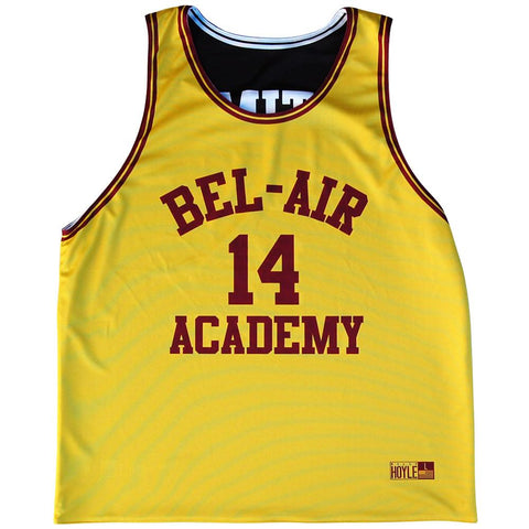 Bel-Air Academy Smith #14 Basketball Reversible