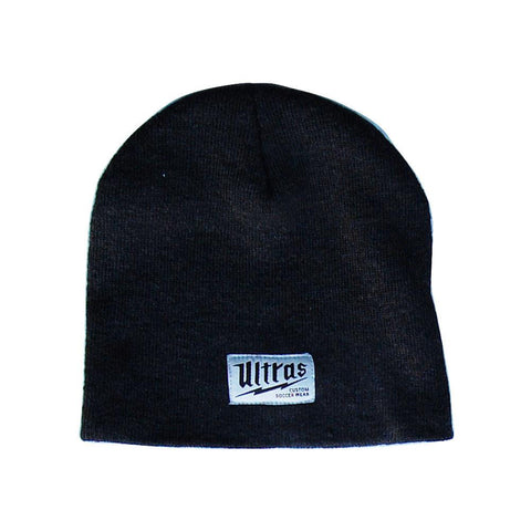 Ultras Over Sized Beanie Black