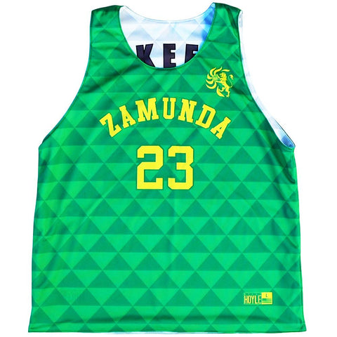 Zamundo Akeem Basketball Reversible