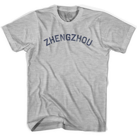 Zhengzhou Vintage City Womens Cotton T-shirt