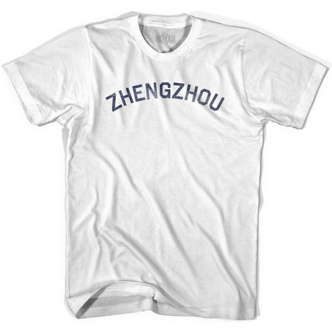 Zhengzhou Vintage City Youth Cotton T-shirt