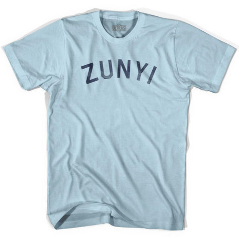 Zunyi Vintage City Adult Cotton T-shirt