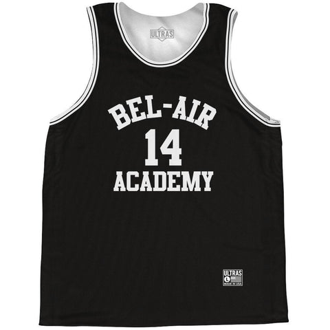 Bel-Air Academy Smith #14 Basketball Practice Singlet Jersey