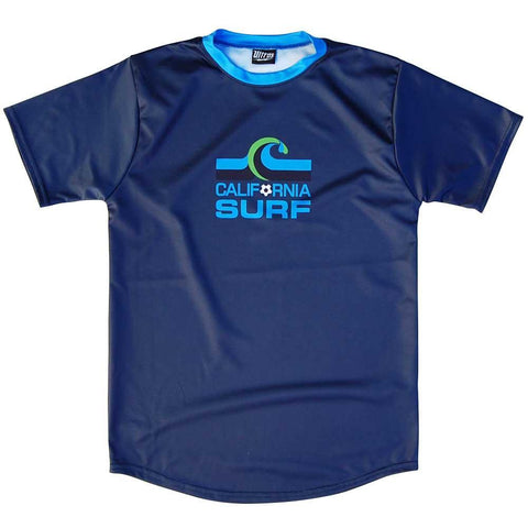 California Surf NASL Camp Soccer Jerseys