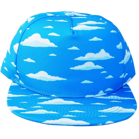 Carolina Clouds Snap Back Hat