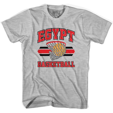 Egypt 90's Basketball T-shirts