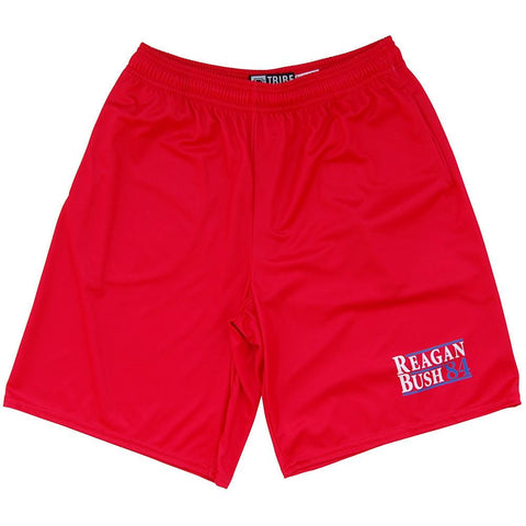 Reagan Bush 84 Lacrosse Shorts