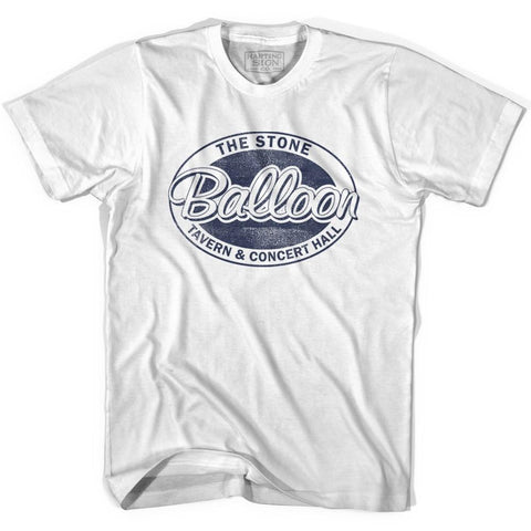 Stone Balloon Mug Night T-shirt