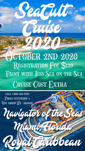 SeaCult Cruise 2020 - October 2nd