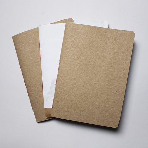 Lucky Dip Recycled Notebook - A6
