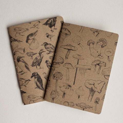 100% Recycled Notebook - A6