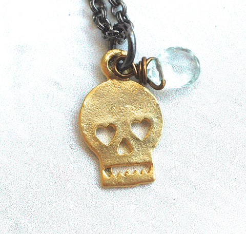 Sugar Skull Necklace - GEN513