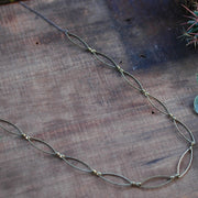 Adeline Necklace - Bronze