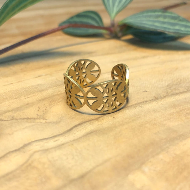 Kestley Ring - Lace