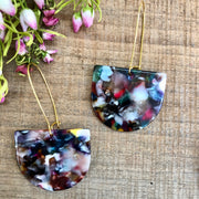 Andie Earrings - Confetti