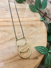 Erin Necklace - Arrows or Moons