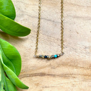 Mama - Morse Code Necklace