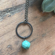 handmade jewelry handmade turquoise necklace harlow portland or