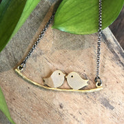 Rhea Necklace - Gold