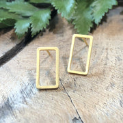 Pari Earrings - Gold