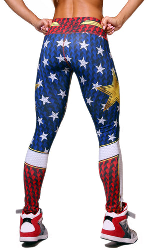 Superhero Leggings
