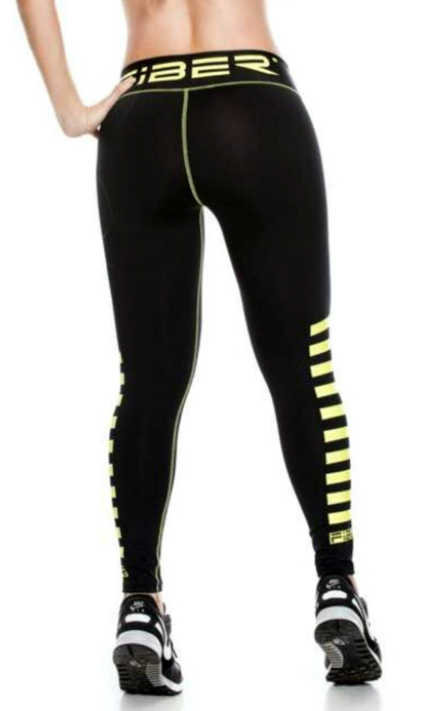 Fiber Activewear Black Limited Edition