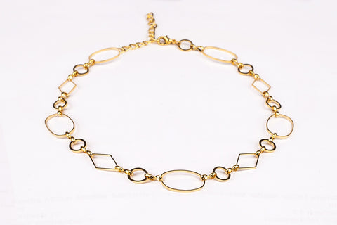 "Choker ""Geometric - Basic"""