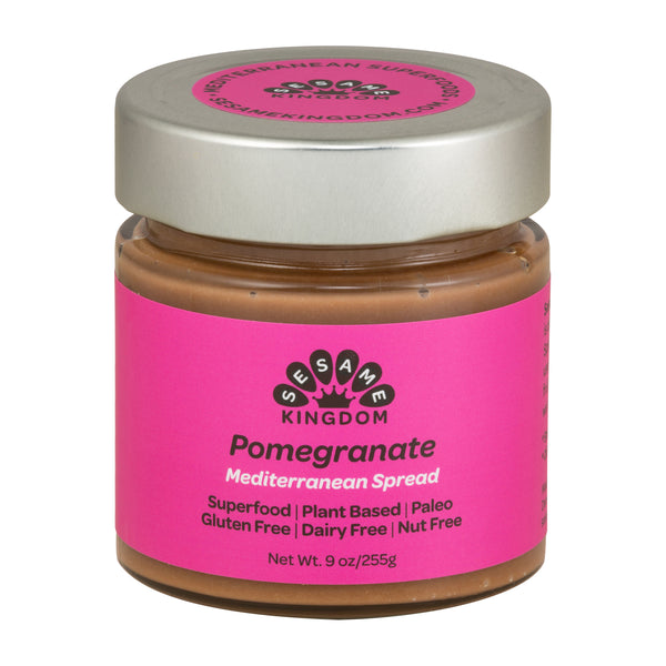 Pomegranate Spread