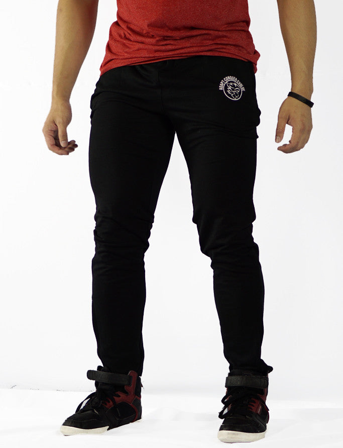 A.C.E Fitted Pants - Elite Black - Saiyan Evolution Online Shop Worldwide Shipping - 1