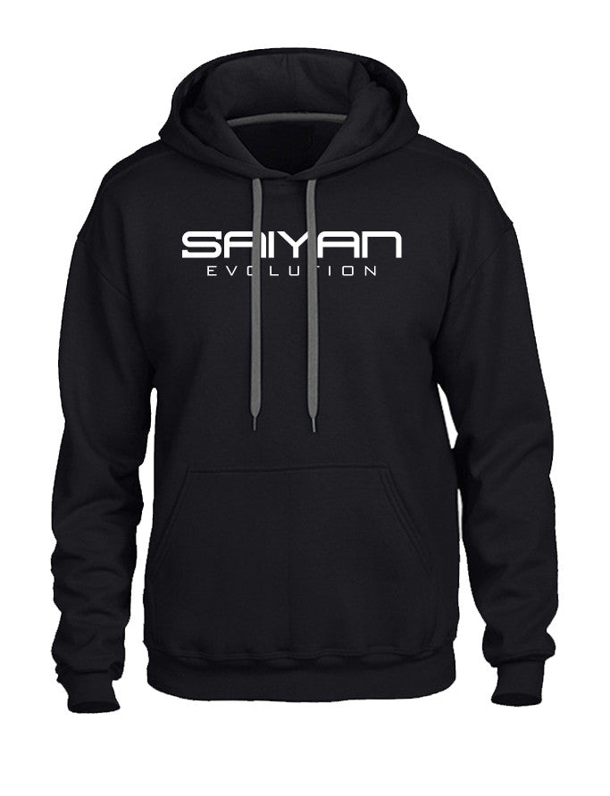 [NEW] Saiyan Evolution Hoodie - Black - Saiyan Evolution Online Shop Worldwide Shipping - 1