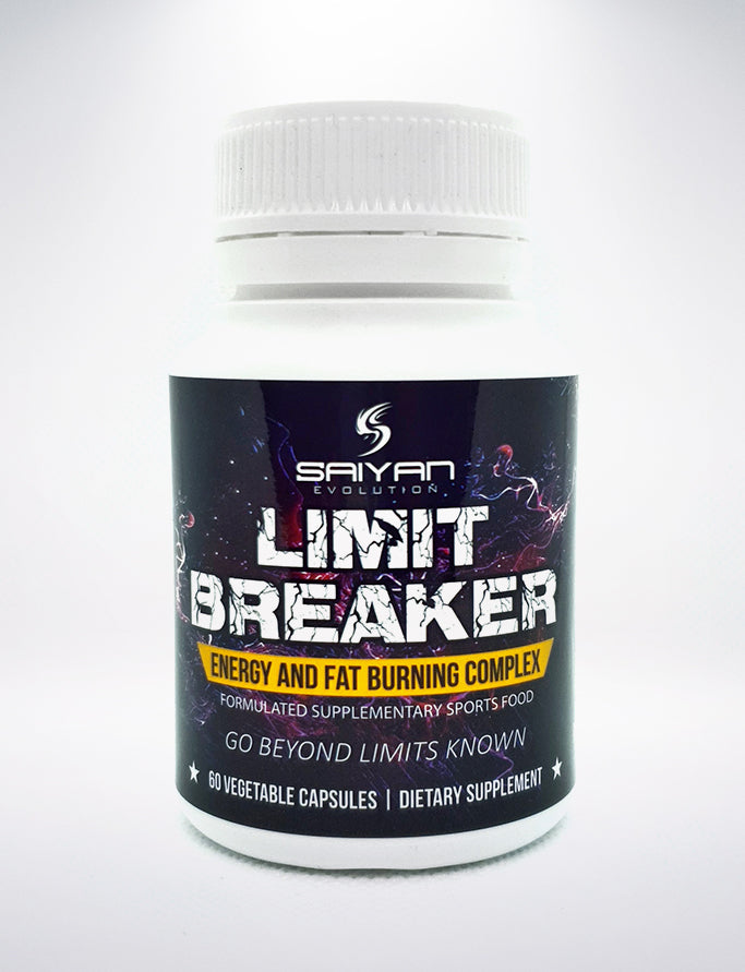 [NEW ARRIVAL] 'LIMIT BREAKER' Weight Loss | Fat Burn | Energy Complex - 60 Capsules