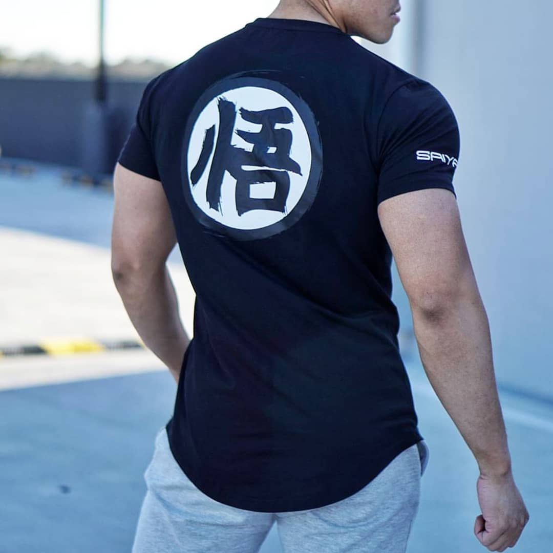V2.0 'Ascension' Performance T-Shirt - Elite Black