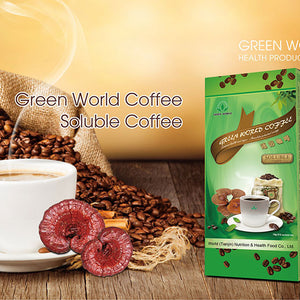 Ganoderma Coffee Famous First Class Malaysian Coffee