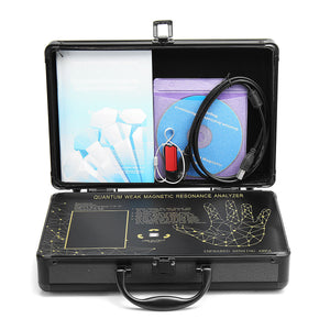 6th Generation Quantum Magnetic Resonance Health Analyzer 45 Report
