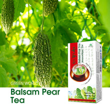 Load image into Gallery viewer, Balsam Pear Tea