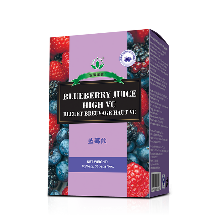 Blueberry Juice Granules
