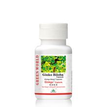 Load image into Gallery viewer, Ginkgo Biloba Capsule