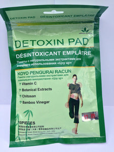 Magic Detoxin Pad