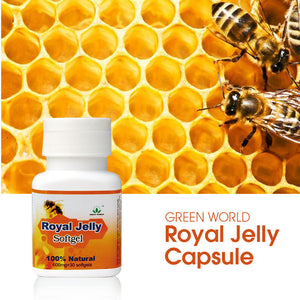 Royal Jelly Softgel
