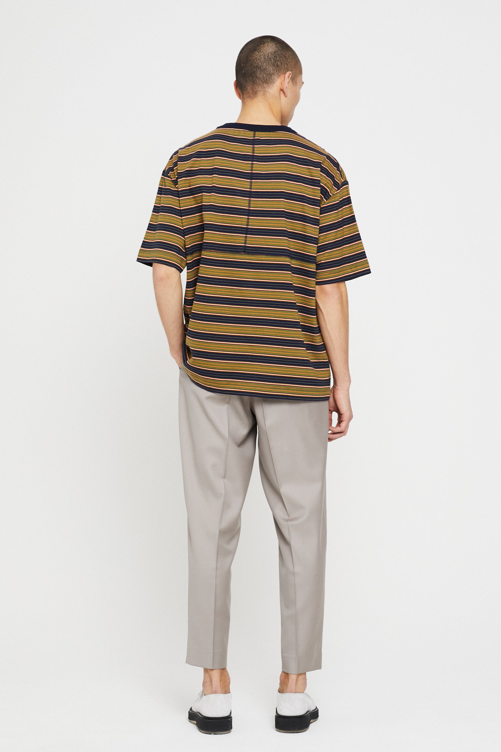 Études Museum Striped T-Shirt 5
