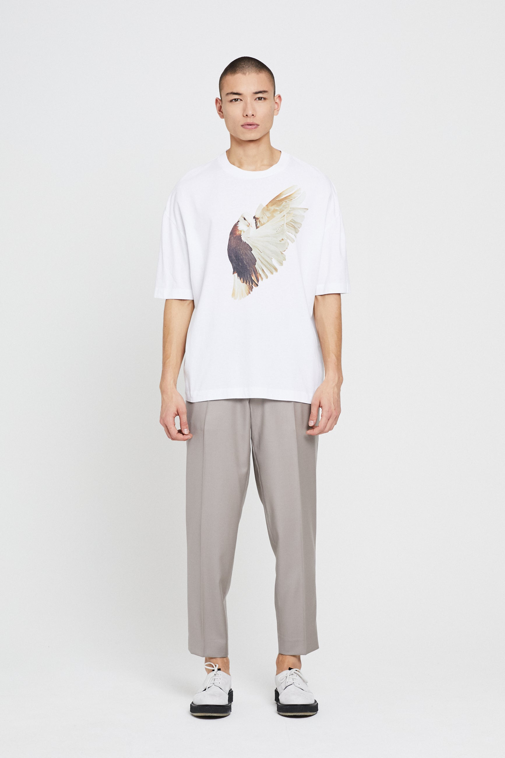 Études Spirit Bird Roe Ethridge T-Shirt 1