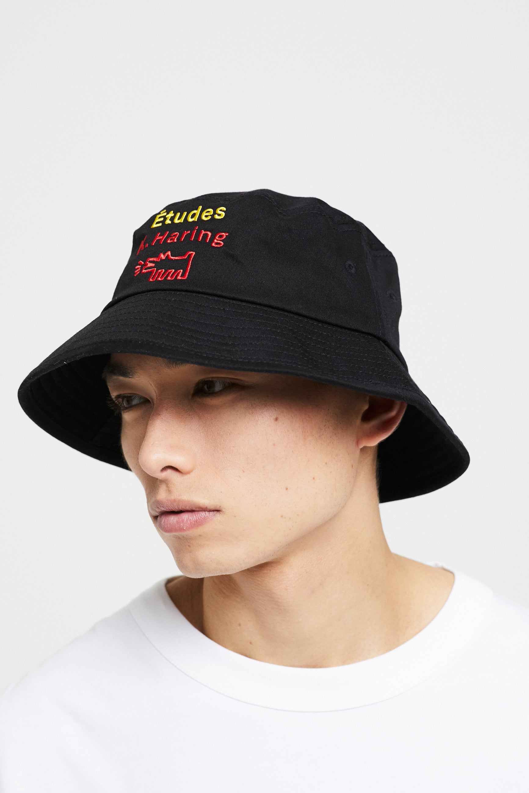 Études Training Hat Keith Haring Black 2